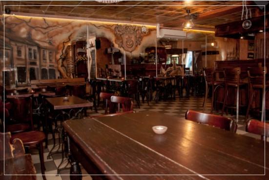 Bocianówka - Górne Gniazdo - Pub i Oberża