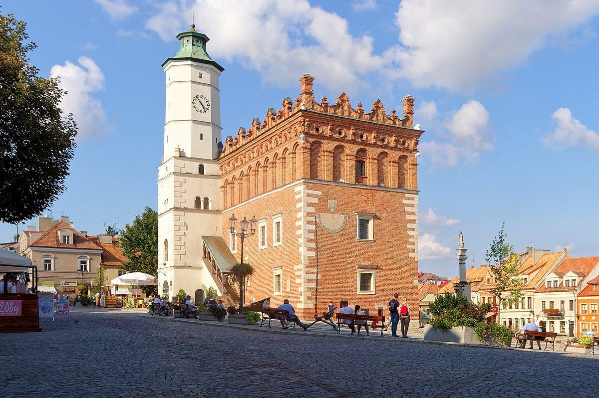 Atrakcje Baranów Sandomierski