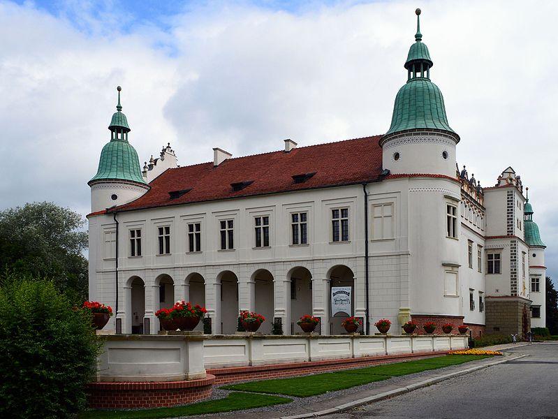 """Renesansowy zamek w Baranowie Sandomierskim – """"Mały Wawel"""""""